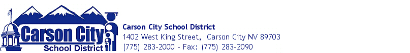 Carson City School District