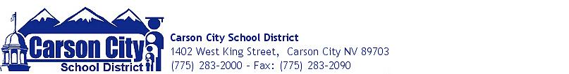 Carson City School District